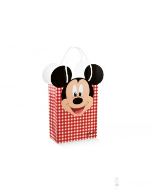 Shopper Mickey Rossa